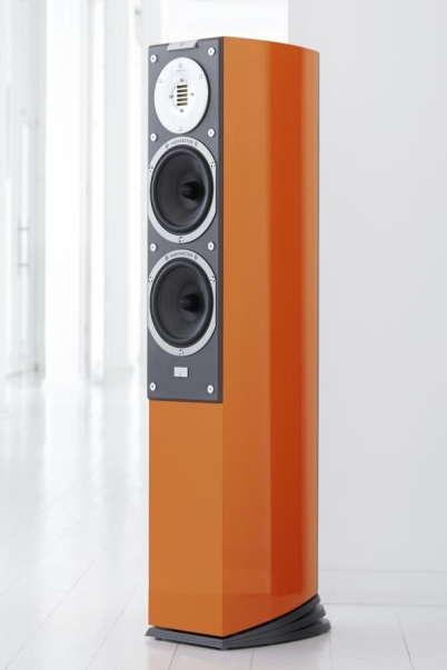 Audiovector SR3 Avantgarde Lamborghini orange
